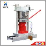 Aceite de sésamo automático que hace la máquina de presión de aceite hidráulico