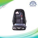 Высокое качество USB для защиты от кражи рюкзак для мужчин поездки безопасности водонепроницаемый школьные сумки