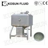 Chauffage électrique en acier inoxydable de mélangeur de chocolat de la machine pour le chocolat