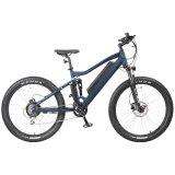 27.5 Voller Aufhebung Bafang hinterer MotorTektro hydraulisches Scheibenbremse-elektrisches Fahrrad-Fahrrad Ebike