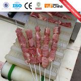 Fournisseur professionnel trancheuse à viande brochette de machine