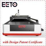 Волокна Eeto лазерная резка машины с патент на промышленный образец сертификата