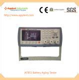 Compteur de durée de vie de la batterie pour charger et décharger les piles au lithium (à851)