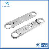 Выполненный на заказ CNC запасной металл алюминиевая подвергая механической обработке часть