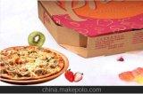 Гофрированные Full-Auto пиццу в салоне машины Gluer фальцовки