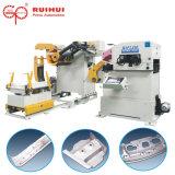 ملف صفح مغذّ آليّة مع مقوّم انسياب آلة في يختم مصنع ([مك3-600])