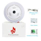1080P Hidden Smoke Detector Surveillance Wireless WiFi IP Camera