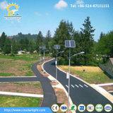 30W LED 태양 도로 빛, 녹색 에너지