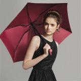 [أولترا] خفيفة مصغّرة 5 يطوي مظلة صامد للريح جميلة كبسولة حالة جيش يسدّ حجم كلّيّا حرارة [بيرثدي جفت]