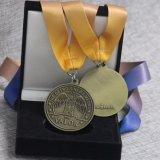 工場価格の最もよい品質はカスタム卸し売り賞メダル製造業者を与える