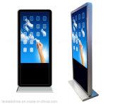'' Fußboden 55, der LCDdigital Signage-Bildschirmanzeige steht