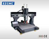 Metal dual de la transmisión 5-Axis del tornillo de la bola de Ezletter que procesa el ranurador del CNC