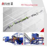 애완 동물 플라스틱 낭비 플라스틱 세척 선 및 재생 기계