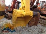 Escavatore originale utilizzato del cingolo del Giappone KOMATSU PC200-6 da vendere