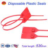 Sicherheits-Dichtung (JY530), örtlich festgelegte Längen-Plastikdichtungen