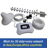 Ripetitore mobile intelligente del segnale del telefono delle cellule del ripetitore 3G del segnale della fascia WCDMA 2100MHz del segnale