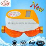 真鍮ボディICカードの冷水のメートル(オレンジカラー)