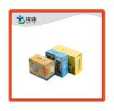 도매 물결 모양 마분지 상자 가득 차있 색깔 인쇄