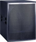 Sistema acustico professionale Subwoofer 18 '' 600W