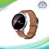 IP67 waterdichte Bluetooth 4.0 Slimme Armband met Slimme Horloge van de Sport van de Vertoning van 0.96 Duim TFT het Openlucht
