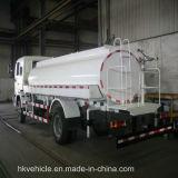 中国の工場からのHOWO 6X4の燃料のタンク車20m3