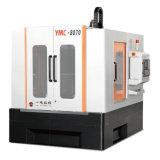 Colonne Doulbe haute vitesse de gravure et de fraiseuse CNC de précision