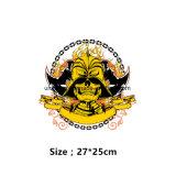 Cmyk 사자 디자인 플라스티졸 열전달을 인쇄하는 싼 t-셔츠