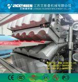 Chinois structre du bambou composite en plastique de la ligne de production de tuiles du toit