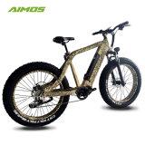 Camo potente motor de alta calidad media Bicicleta eléctrica