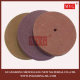 200X50mm Maroon Color Polishing Wheel