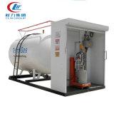 Nuova stazione di servizio della bombola per gas di 10ton 20000liters 20m3 GPL