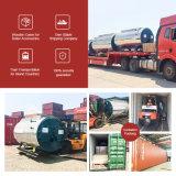 2ton 2000kg 2000kg/Hr óleo leve o Gás Natural Hevay caldeira de vapor de óleo