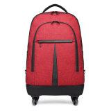 Carrinho de rolamento de rodas impermeável Laptop sala caso Backpack (CY6910)