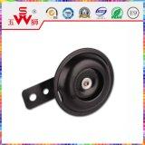 3A черного цвета низкочастотный громкоговоритель автомобиля звукового сигнала с электроприводом