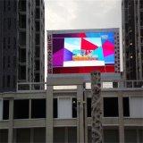 Outdoor pleine couleur P8 HD LED étanche panneau d'affichage pour la publicité