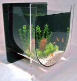 明確なアクリルのアクアリウムの魚飼育用の水槽