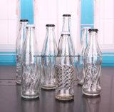 Bebidas carbonatadas garrafa de Coca-cola de vidro com tampa de coroa