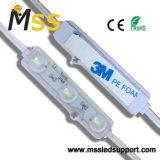Venta de fábrica SMD5730 CC12V resistente al agua de inyección de ultrasonidos módulo LED SMD