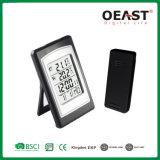 RF433 Alarme Remoto Relógio com termómetro de interior/exterior Ot3075TF1