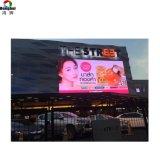 Hauteur de pixel 6mm Outdoor pleine couleur écran LED haute luminosité