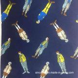 Tecido de impressão para Legging, sutiã de desporto, Camisa Superior, curtos, roupas íntimas, tecido de poliéster