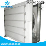 """Ventilador refrigerando """" da fibra de vidro 72 fixada na parede eficiente elevada"""