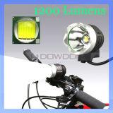 방수 처리하십시오 매우 밝은 1200 루멘 자전거 빛 또는 자전거 빛 (B10)를
