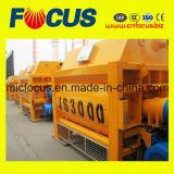 Большой конкретный смеситель Js3000 с высокой эффективностью
