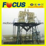 Hete Concrete het Mengen zich van de Vultrechter van de Lift van de Verkoop 35m3/H Modulaire MiniInstallatie met Skip Type