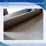 2016 изготовлений продавая Stock твердую сетку окна металла