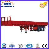 Côté prix d'usine 3essieux Dropside mur/clôture/fret en vrac/camion utilitaire/camion semi-remorque du tracteur