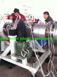 16-630mm PE Water와 Gas Pipe Machine