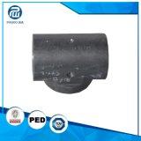 Peças hidráulicas de aço forjadas da precisão Ss304 316L com galvanizado