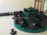 PE100 HDPE Racores de tubería y accesorios de electrofusión